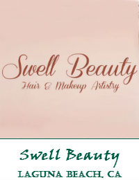 Swell Beauty Makeup Artist Orange County In Laguna Beach California