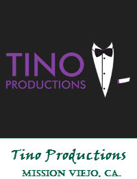Tino Productions Orange County Wedding DJ In Mission Viejo California