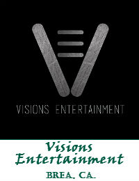 Visions Entertainment Orange County Wedding DJ In Brea California