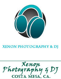 Xenon Photography And DJ Orange County Wedding DJ In Costa Mesa California