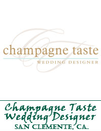 Champagne Taste Wedding Planning In San Clemente California