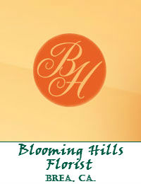 Blooming Hills Florist In Brea California
