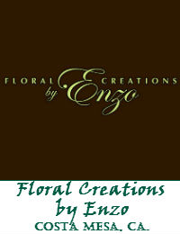 Floral Creations By Enzo Wedding Flowers In Costa Mesa California