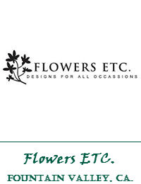 Flowers ETC Wedding Flowers In Fountain Valley California