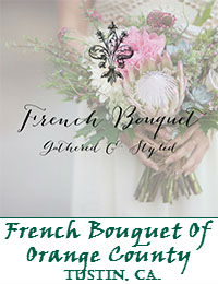 French Bouquet Of Orange County
