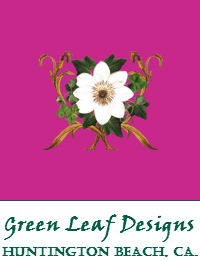 Green Leaf Designs In Huntington Beach California