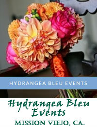 Hydrangea Bleu Events In Mission Viejo California