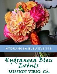 Hydrangea Bleu Events In Mission Viejo California