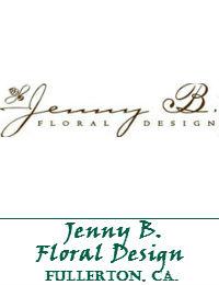 Jenny B Floral Design Wedding Flowers In Fullerton California