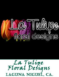 La Tulipe Floral Designs In Laguna Niguel California