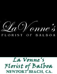 La Vonnes Florist Of Balboa Newport Beach Florist