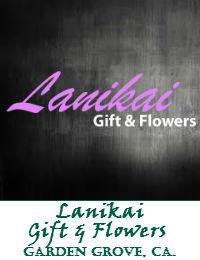 Lanikai Gift And Flowers In Garden Grove California