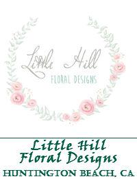 Little Hill Floral Designs In Huntington Beach California