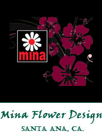 Mina Flower Design In Santa Ana California