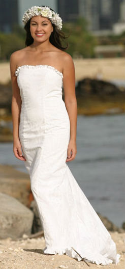 Orange County Cheap Beach Wedding Dresses