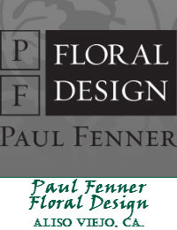 Paul Fenner Floral Design In Aliso Viejo California