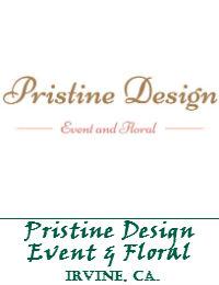 Pristine Design Event And Floral In Irvine California