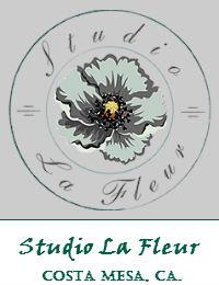 Studio La Fleur In Costa Mesa California