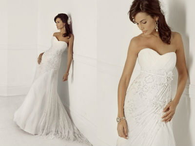 drop waist wedding dresses in orange county