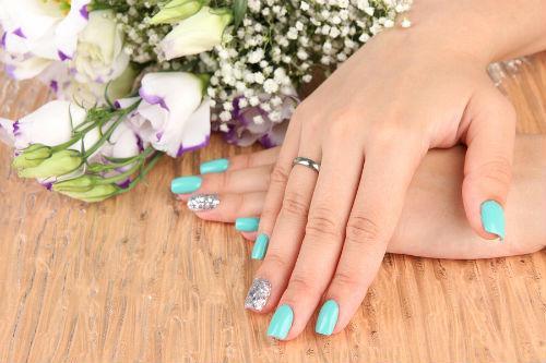 Wedding Manicure 2