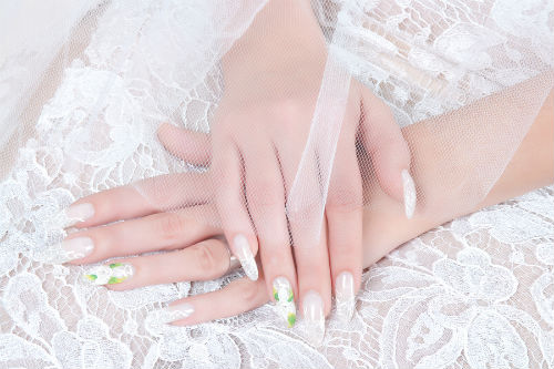 Wedding Manicure 3