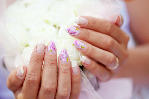 Wedding Manicure 4