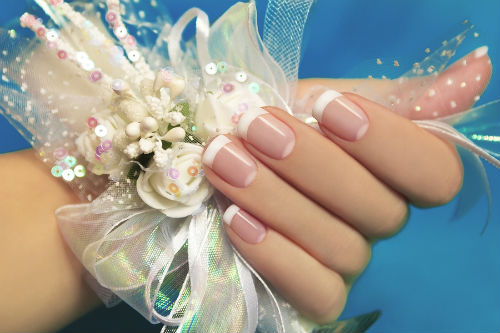 Wedding Manicure 5