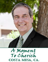 A Moment To Cherish Wedding Officiants Orange County In Costa Mesa California