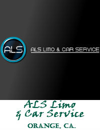ALS Limo And Car Service In Orange California
