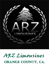 ARZ Limousine In Orange County California