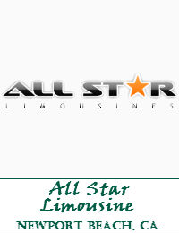 All Star Limousine Service In Newport Beach California