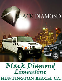 Black Diamond Limousine Service In Huntington Beach California