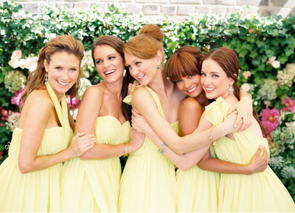 Bridesmaid Dresses Donna Morgan