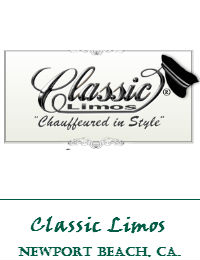 Classic Limos In Newport Beach California