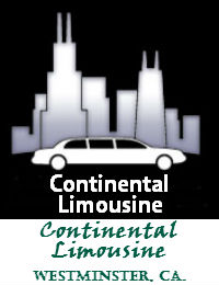 Continental Limousine Service In Westminster California