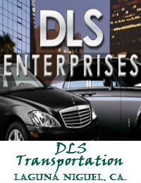 DLS Transportation In Laguna Niguel California