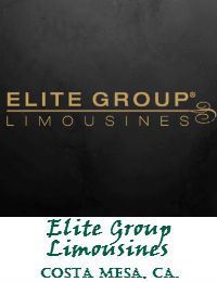 Elite Group Limousine Service In Costa Mesa California