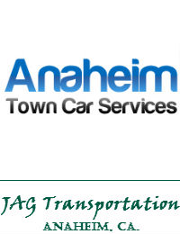 Jag Transportation Service In Anaheim California