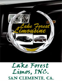 Lake Forest Limousine In San Clemente California