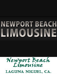 Newport Beach Limousine Company In Laguna Niguel California