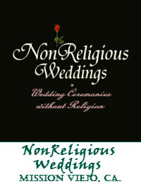 NonReligious Weddings Wedding Officiant Orange County In Mission Viejo California