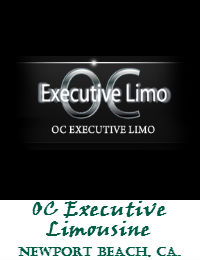 OC Executive Limousine Service In Newport Beach California