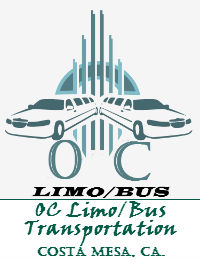 OC Limo Bus Transportation In Costa Mesa California
