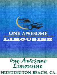 One Awesome Limousine In Huntington Beach California