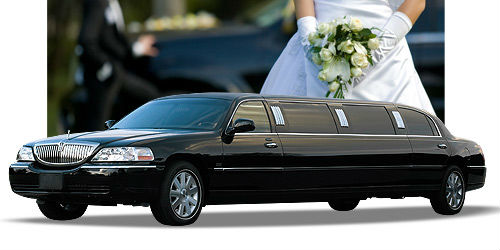 Orange County Wedding Limo