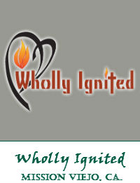 Orange County Wedding Officiant Wholly Ignited In Mission Viejo California
