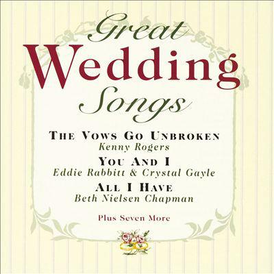 Right Wedding Songs