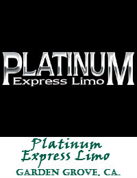 Platinum Express Limousine Service In Garden Grove California