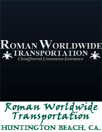 Roman Worldwide Transportation In Huntington Beach California