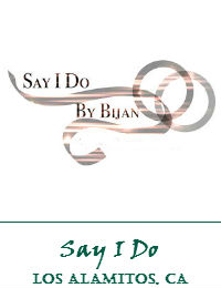 Say I Do Wedding Officiant Orange County In Los Alamitos California